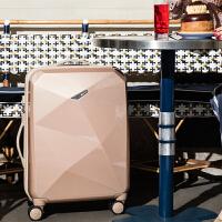 【促】DELSEY大使牌20英寸PC拉杆箱旅行箱行李箱男女可登机万向轮
