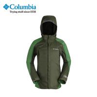 Columbia哥伦比亚男士机织休闲外套单层冲锋衣PM5808