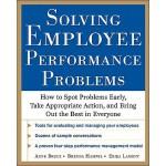【预订】Solving Employee Performance Problems: How to Spot Prob