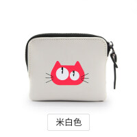 新款小钱包女卡通可爱韩版零钱包袋女式卡片包迷你韩国硬币包