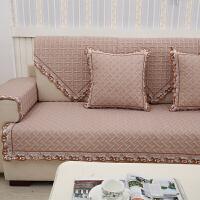 沙发垫套装四季通用沙发垫沙发套防滑沙发巾
