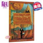 【中商原版】凯迪克:沼泽天使 进口英文原版 Swamp Angel 1995凯迪克银奖绘本 儿童读物图书 大开本 An