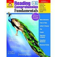 Reading Comprehension Fundamentals, Grade 6