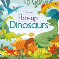 Pop-Up Dinosaurs 恐龙立体书 英文原版 进口儿童礼品书