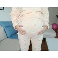 孕妇秋裤秋衣套装全纯棉哺乳衣秋季产后月子服睡衣保暖喂奶内衣