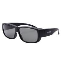 司机开车眼镜墨镜可卡近视镜太阳镜女男款偏光套镜