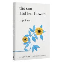 【中商原版】太阳和她的花儿 英文原版 Sun and Her Flowers 露比考尔 Rupi Kaur 自传体诗集