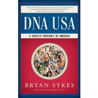DNA USA: A Genetic Portrait of America [ISBN: 978-087140358