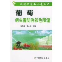 葡萄病虫害防治彩色图谱――科技兴农奔小康丛书