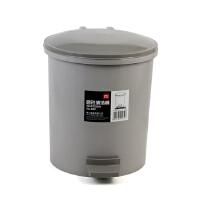 得力文具(deli) 959 脚踏清洁桶 垃圾桶 纸篓  垃圾篓【本店满68元包邮 ,新疆 西藏等偏远地区除外】