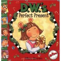 D.W.'s Perfect Present 朵拉的完美礼物(亚瑟小子图画故事书) ISBN 0316733861