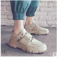 纯色男士休闲鞋韩版潮流百搭帆布鞋学生潮男鞋板鞋潮鞋