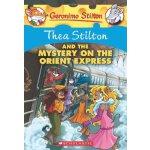 英文原版 老鼠记者之西娅 13:西娅与东方快车之谜 Thea Stilton and the Mystery on t