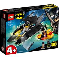 LEGO�犯叻e木 超�英雄SuperHeroes系列 76158 蝙蝠船追�羝簌Z 玩具�Y物