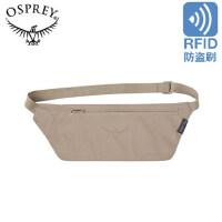 OSPREY 随身腰包 *防盗刷防射频RFID户外运动贴身钱包腰包