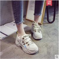 网红女鞋冬季新款运动鞋女韩版ulzzang潮原宿学生百搭跑步鞋