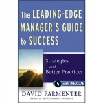 【预订】The Leading-Edge Manager's Guide to Success: Strategies