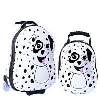 18寸携带儿童杆箱可爱旅行箱行李箱包单向轮卡通男女小拖箱