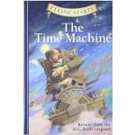 【中商原版】英文原版 Classic Starts: The Time Machine赫伯特