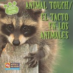 【预订】Animal Touch/El Tacto En Los Animales