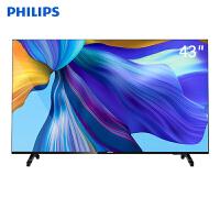 飞利浦(PHILIPS)43PFF6365/T3 43英寸 全面屏 高清 智能网络WIFI液晶电视 1GB+8GB存储