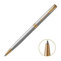 PARKER 2015款派克卓尔钢杆金夹原子笔-纤巧