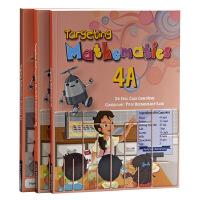 【中商原版】【新加坡数学教材】Targeting Mathematics 4A 全套共3册