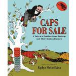 【预订】Caps for Sale A Tale of a Peddler, Some Monkeys and The
