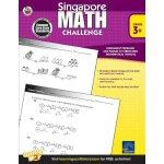 Singapore Math Challenge, Grades 3 - 5 [ISBN: 978-162399073