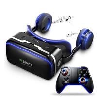 vr眼镜一体机3d头戴式ar智能虚拟现实游戏机手机ps苹果头戴式vivo千幻vr眼镜4D头戴式一体机手机专用ar专用眼