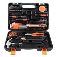 哈博 19件家用五金工具套装 礼品工具箱 组合组套工具