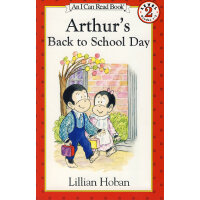 亚瑟开学了Arthur's Back to School Day