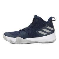 adidas/阿迪达斯男鞋新款高帮实战篮球团队基础耐磨篮球鞋B43616