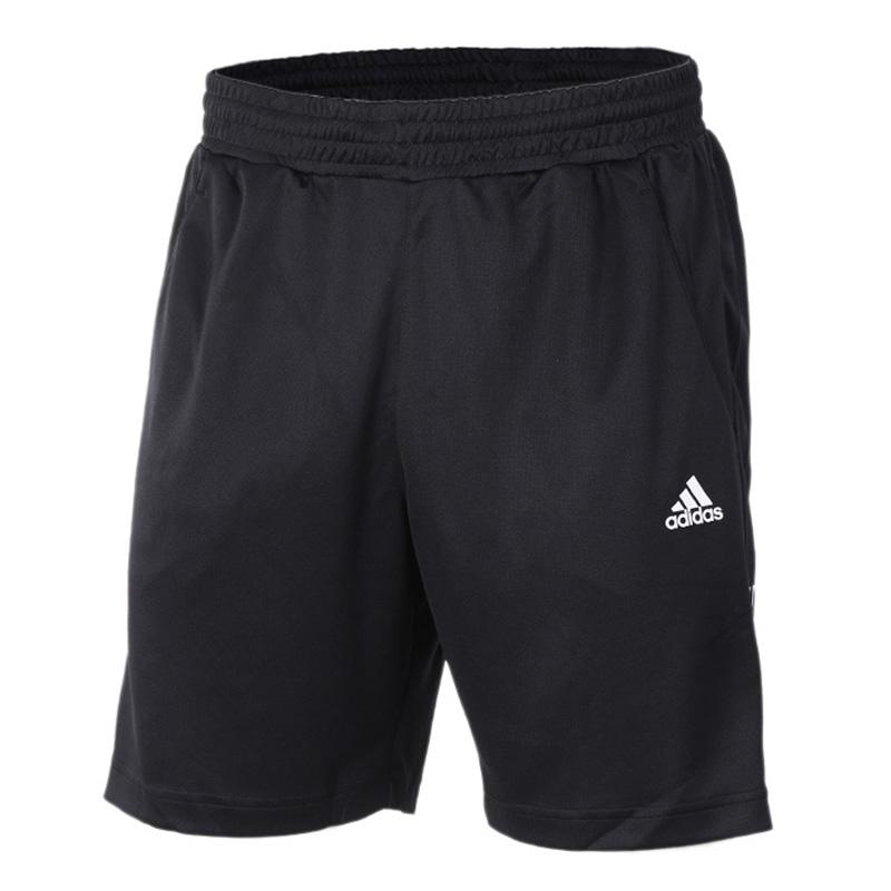 Adidas阿迪达斯 男裤 2018新款运动休闲训练透气短裤 D84687 运动休闲训练透气短裤