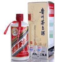 贵州茅台酒 43度飞天500ml 酱香型白酒