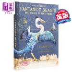 神奇动物在哪里(插图版)英文原版 Fantastic Beasts and Where to Find Them Il
