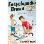 Encyclopedia Brown Tracks Them Down 百科全书布朗:找到了他们的行踪 9780142