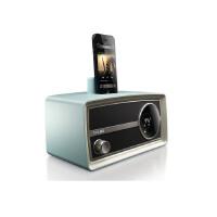 飞利浦ORD2105 iphone7 nano7音响苹果5底座充电音箱 复古收音机