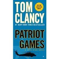 现货 英文原版 Patriot Games 爱国者游戏 汤姆克兰西 小说