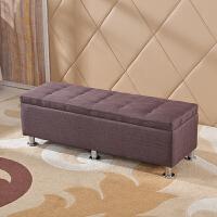 布艺沙发储物凳换鞋凳试换鞋凳长凳子沙发凳服装店沙发凳长条沙发 1