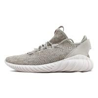 adidas/阿迪达斯三叶草TubularDoomSockPK灰白小椰子男女跑鞋BY3561