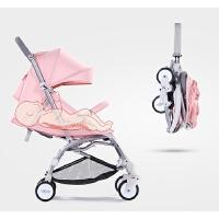 婴儿推车轻便携式折叠可坐躺宝宝儿童小孩简易口袋迷你伞车