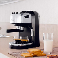 【当当自营】Delonghi/德龙 EC270 家用商用咖啡机意式泵压式半自动咖啡机包邮
