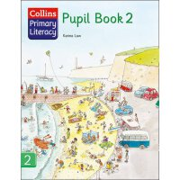 【预订】Collins Primary Literacy. Pupil Book 2 9780007226962