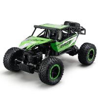 1:14合金四驱攀爬车2.4G遥控玩具车越野汽车大轮胎遥控车男孩玩具车防摔抗撞儿童礼物模型