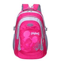 【送笔袋+手表】小学生书包男女儿童双肩包大容量1-6年级书包背包