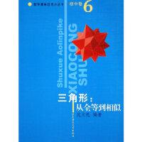 【二手旧书9成新】 三角形:从全等到相似/数学奥林匹克小丛书(初中卷6) 华东师范大学出版社 978756174074