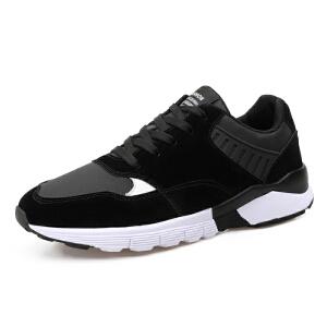 新款男鞋秋冬季新款男士运动鞋休闲鞋板鞋跑步鞋韩版鞋子男潮