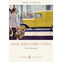 【预订】Old Delivery Vans