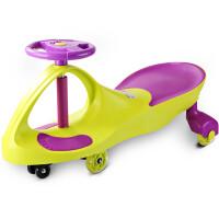 好娃娃儿童车 扭扭车带音乐静音轮 宝宝滑行玩具妞妞车摇摆溜溜车